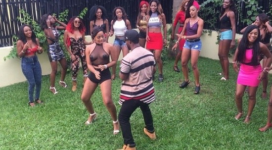 My Reaction To Iyanya's Use Of A Semi-Unclad Lady For A Video Shoot