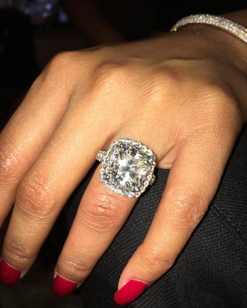 Nicki Minaj is Engaged
