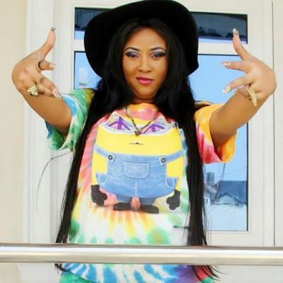Nollywood Yoruba Actress Sizzles in New Photos
