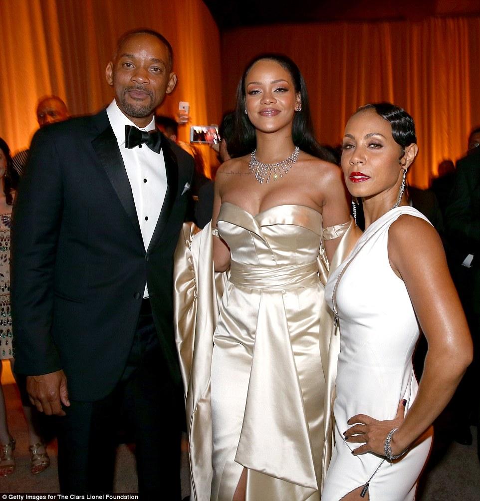 Red Carpet at Rihanna's  Diamond Ball Charity Dinner