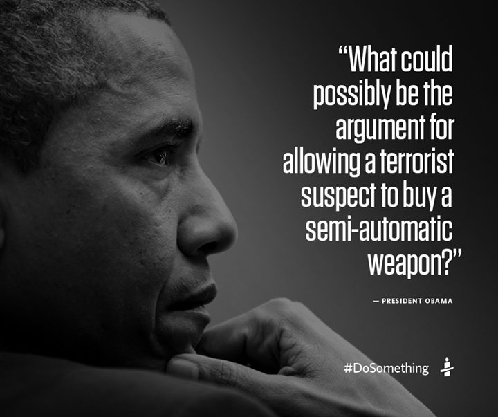 Barack Obama share his Thought on Terrorism