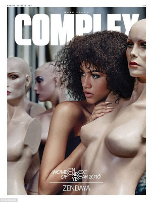 Zendaya is the Cover Girl for Complex Magazine  'Woman Of Next Year' Issue