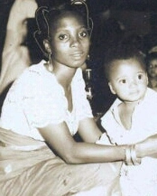 Basketmouth shares Classic Old Photo of his Mum in 1979