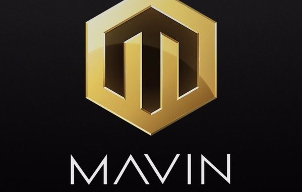 Mavin new Record Label Logo