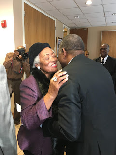President GoodLuck Ebele Jonathan Honoured in Atlanta by the SCLC