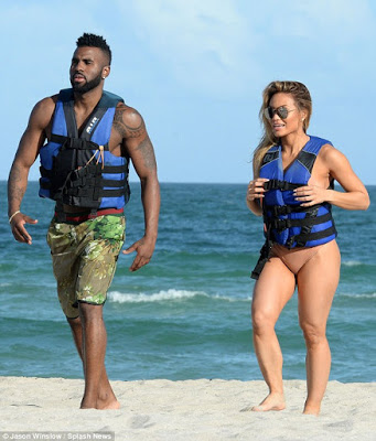 Jason Derulo and Daphne Joy are Officially Dating