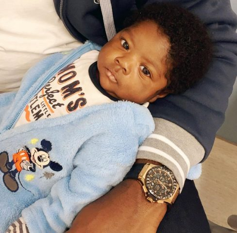 Stephanie Linus shares another cute photo of her son