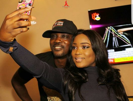 Pasuma's Daughter Wasilat shows Praise on her Father