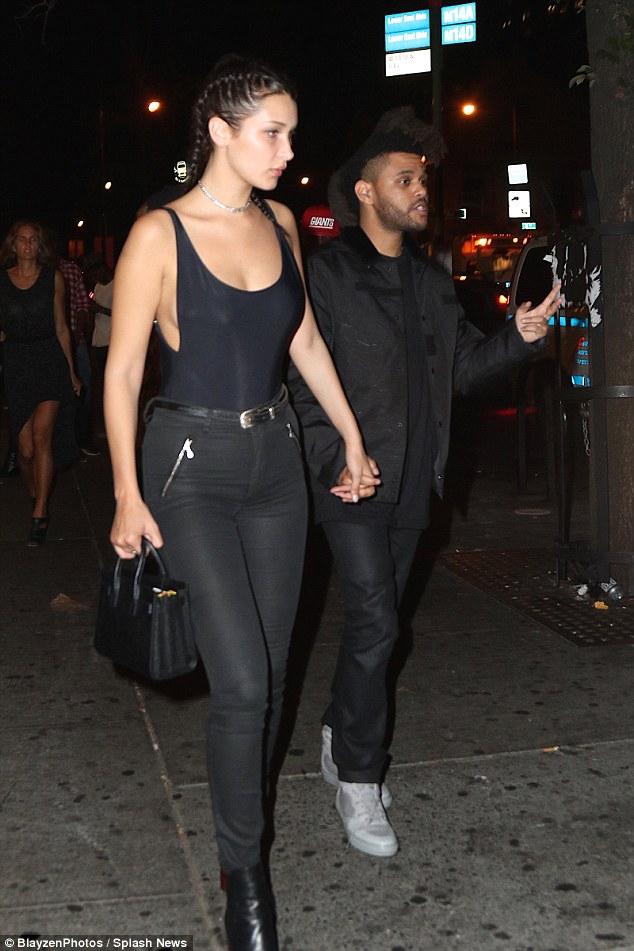 The Weeknd Breaks Up With Girlfriend Bella Hadid