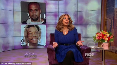 Wendy Williams wades into Kanye West beef with Wiz