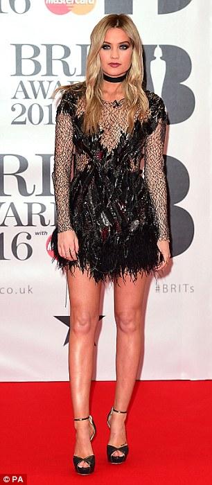 Brits Awards 2016 Red Carpet