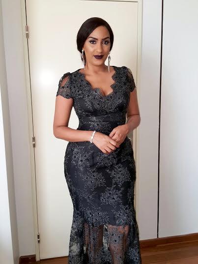 Juliet Ibrahim's stunning outfits to Maya Awards