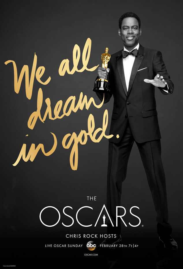 Chris Rock To Host Oscar Awards 2016