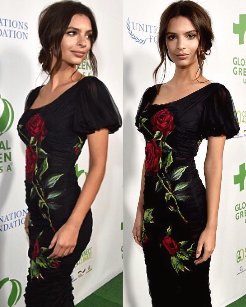 Emily Ratajkowski goes Braless in a string of super-sexy modelling shots