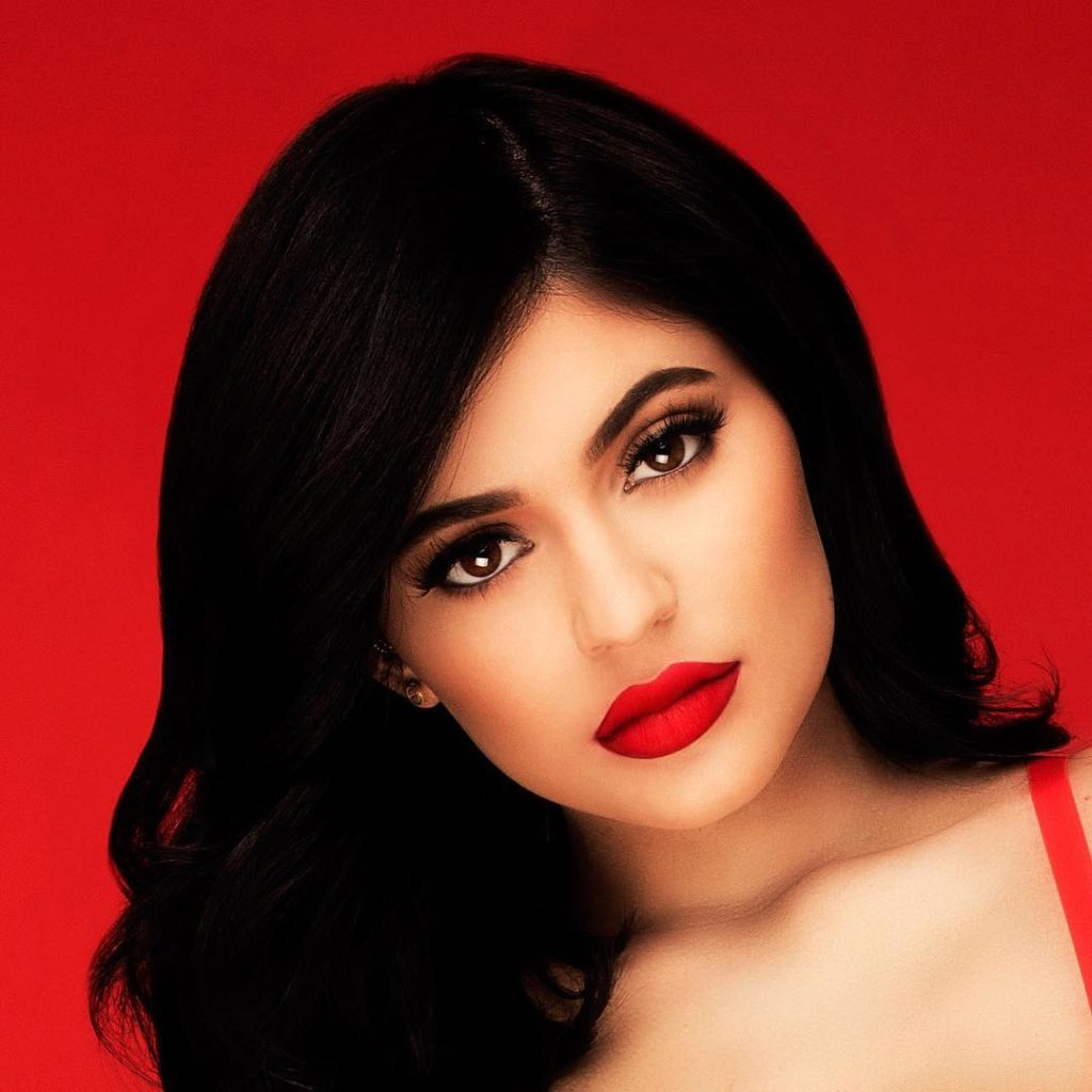 Kylie Jenner Stuns in Sexy new Photoshoot, puffing of Cigar Smoke