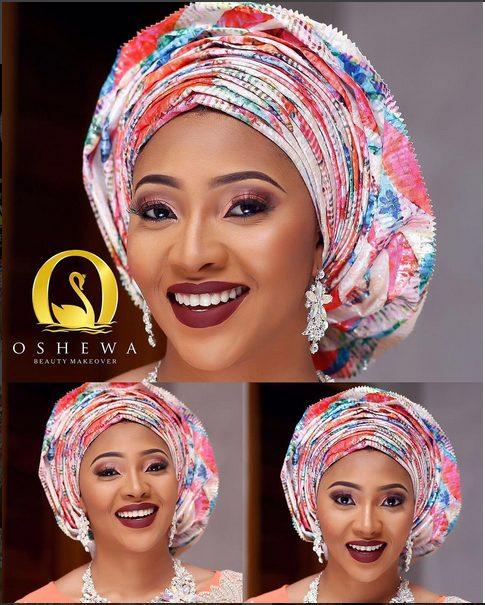 Lilian Esoro dazzles in makeup photos