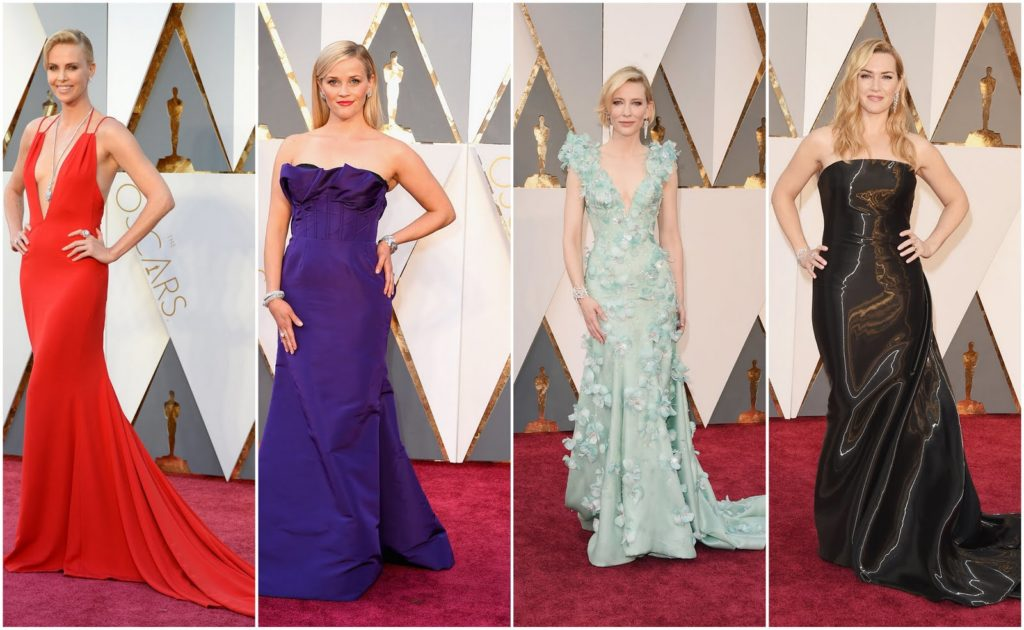 Oscar Awards 2016 Red Carpet