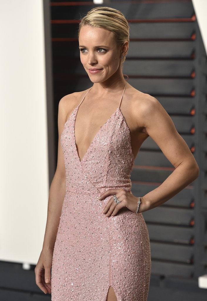 Rachel McAdams A Class Act of Beauty at The Vanity Fair Oscar Party