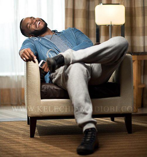 Singer Lynxxx in  New Photoshoot shot by Kelechi Amadi-Obi for TW Magazine