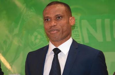 Sunday Oliseh resigns as Super Eagles Coach