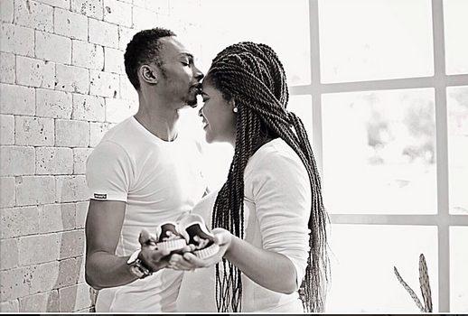 Uche Kalu's Wife Ada sizzles in New Pregnancy Photo-shoot shot by Sinem Kobaner