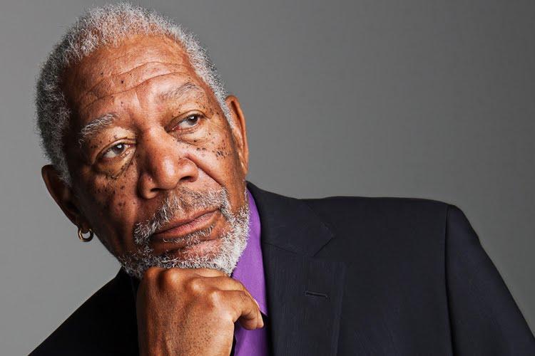 Photos of Morgan Freeman and Samuel L. Jackson Teenage Years