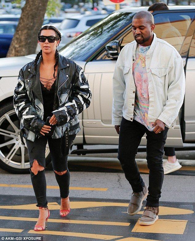 Kim Kardashian and Kanye West planning on a fourth child