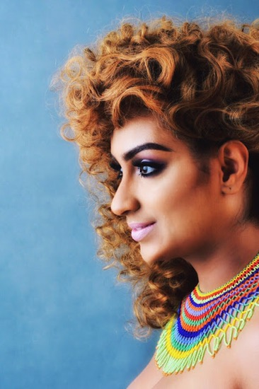 Actress Juliet Ibrahim gets Raunchy in Secy Birthday Photo-shoot