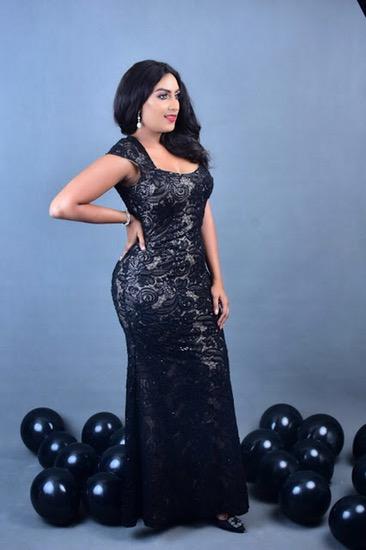 Juliet Ibrahim gets Raunchy in Secy Birthday Photo-shoot