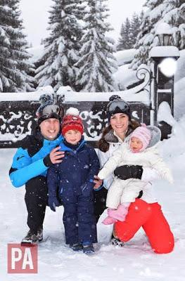 Adorable family photos of the Duke and Duchess of Cambridge