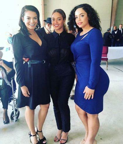 Beyonce, Kristin and  Kelsi