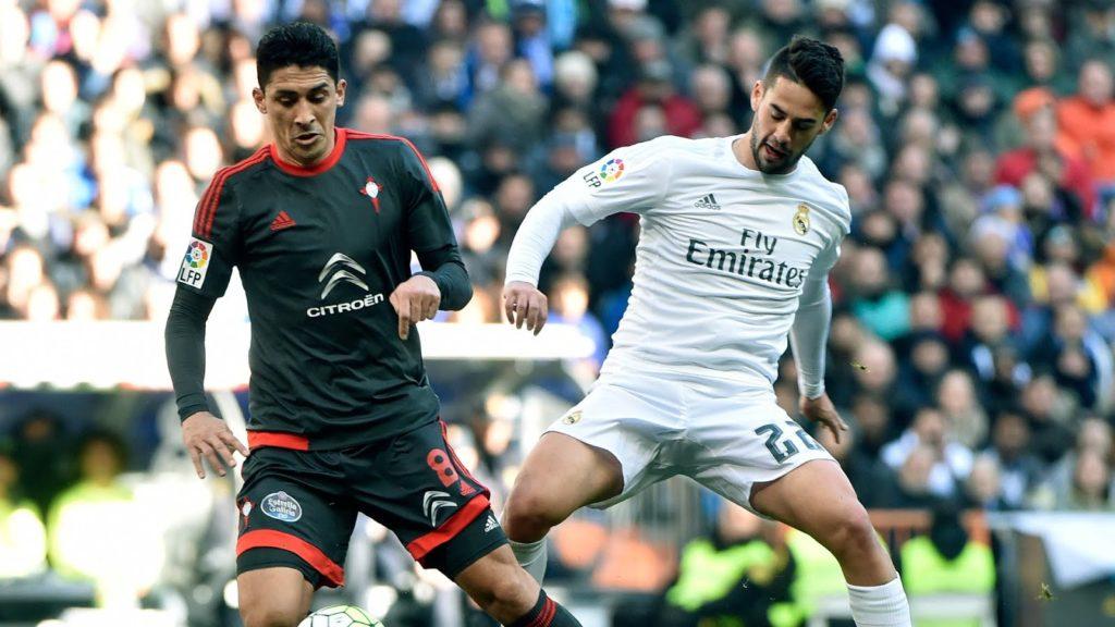 Cristiano Ronaldo Scores Four Times As Real Madrid Demolishes Celta Vigo