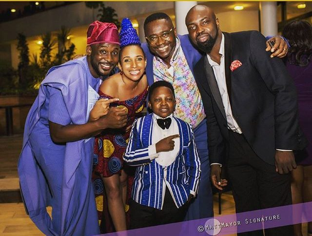 Photos of Nollywood Stars at 2016 Amstel Malta AMVCA after Party