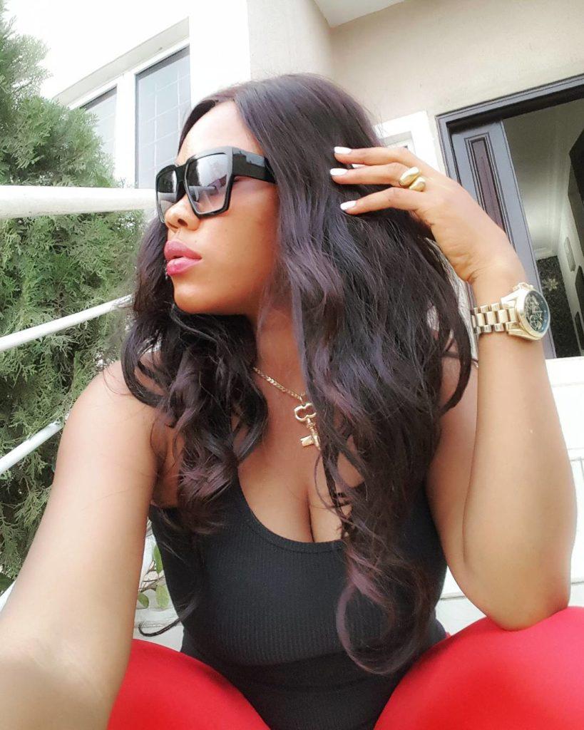 Nollywood Actress, Daniella Okeke Replies Internet Trolls asking when will she get Married