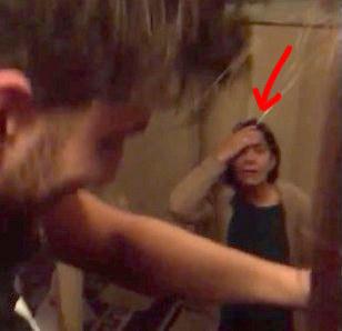 Selena Gomez gets Stuck in an Elevator in Paris