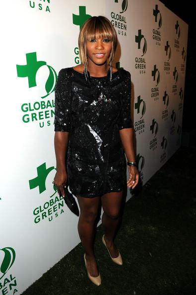 Serena Williams Shares Photo of Her Dream Kitchen On Instagram