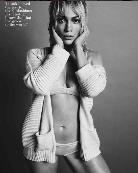 Jlo Covers W Magazine New Issue,Talks about her Failed Marriage to Marc Anthony