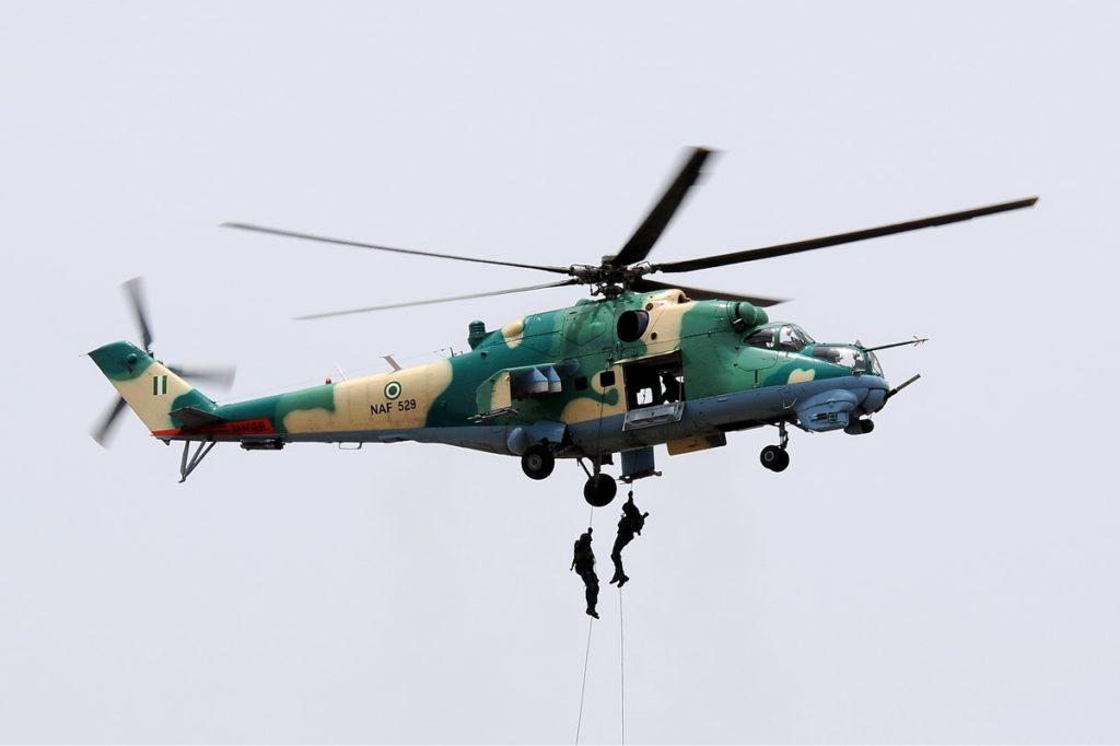 LASG Urges Lagos Residents not to Panic as Nigerian Airforce Commences Night Flying Training In Lagos Today