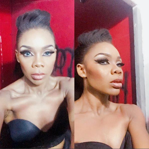 Nigeria's Hottest Dancer Kaffy Looking Fierce in New Photos