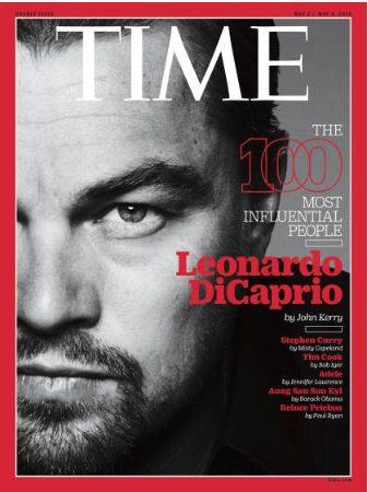 Priscilla Chan,Nicki Minaj,Leonardo DiCaprio,Priyanka Chopra, Mark Zuckerberg and many others Cover TIME magazine 100 Most Influential People