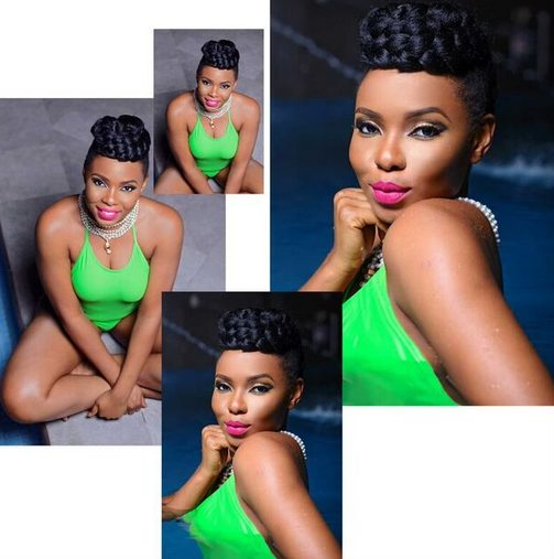 Yemi Alade Sexy, Stunning,and Gorgeous in Swimsuit Photo-shoot for OnoBello Magazine