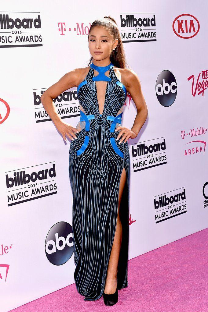 Ariana Grande at The 2016 Billboard  Music Awards Red Carpet
