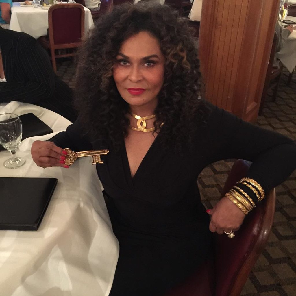 Beyonce's Mum Tina Knowles comes for Internet Trolls, says Karma Angels are watching you!!!!
