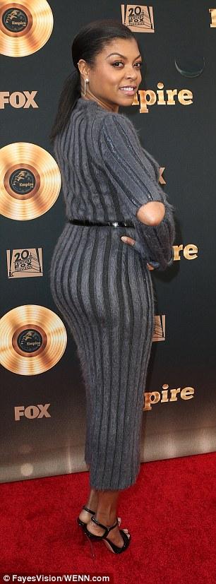 Taraji P. Henson looking hot at Special Event Celebrating Empire