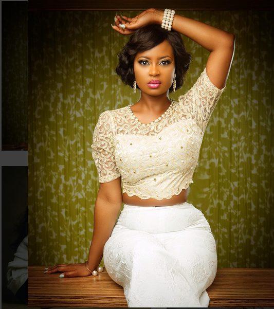Ex-Nigerian Beauty Queen, Omawunmi Akinnifesi Stunningly Hot in New Photo-Shoot
