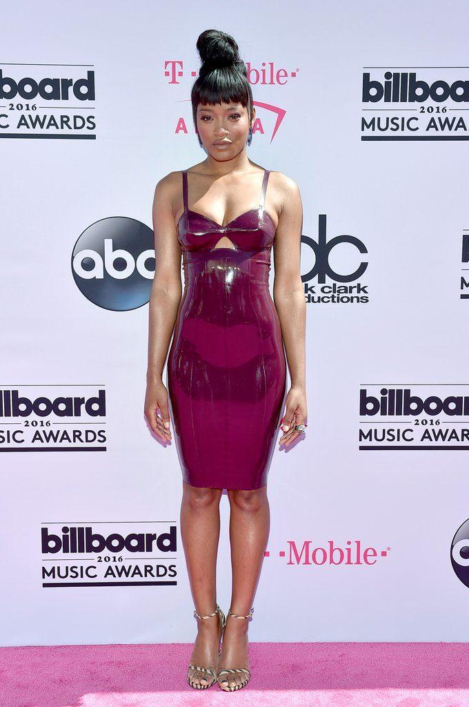 Keke Palmer at The 2016 Billboard  Music Awards Red Carpet