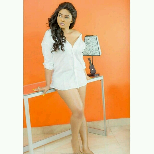 Mercy Aigbe Awesome in new Sexy Photo