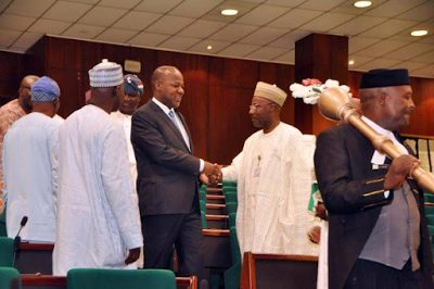Photos From House Of Representative Plenary Session Today