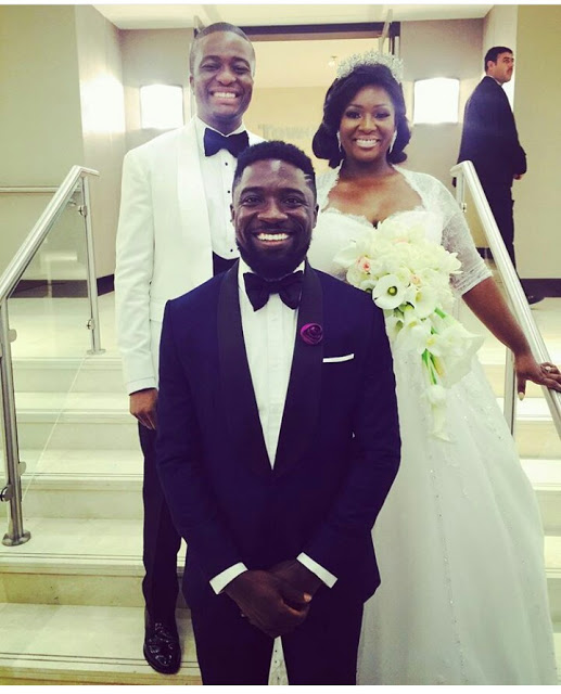 Photos from Toolz and Tunde Demeren Wedding in Dubai