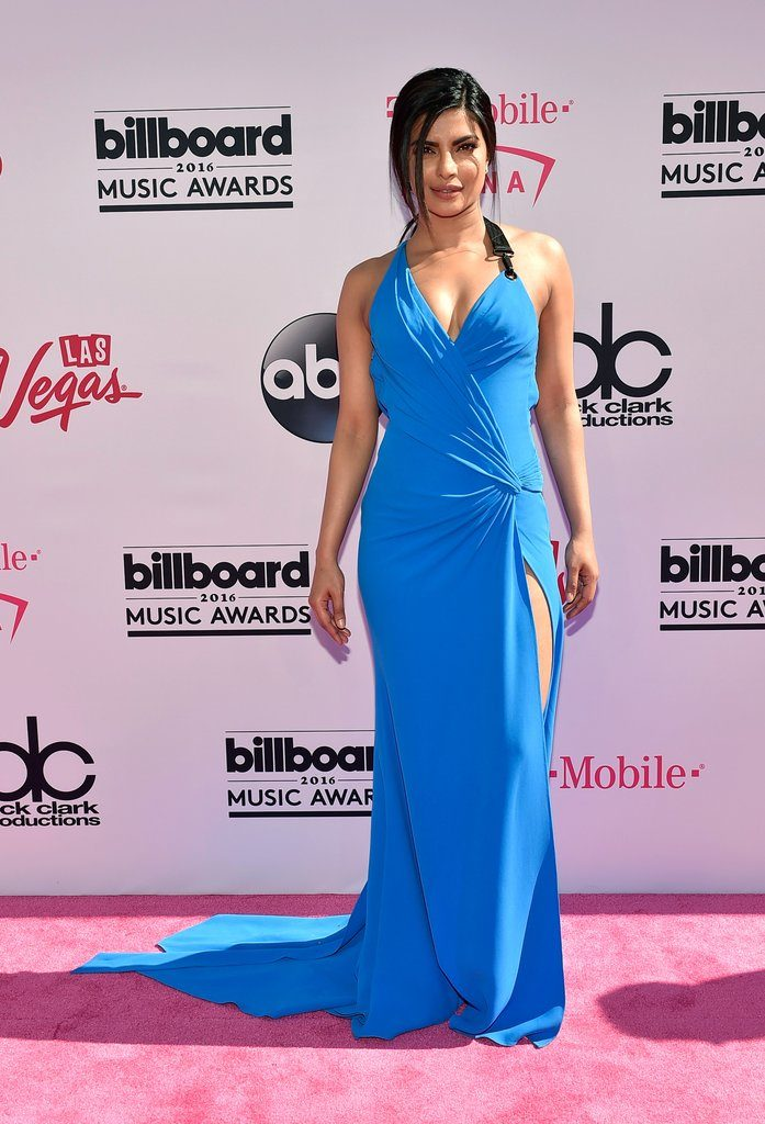 Pryianka Chopra at The 2016 Billboard  Music Awards Red Carpet